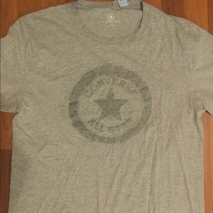 Vintage washed Converse all star T-shirt